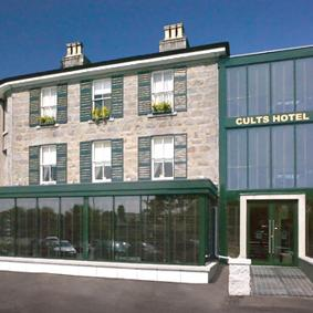 Cults hotel outside