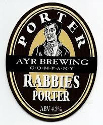 Ayr Rabbies porter
