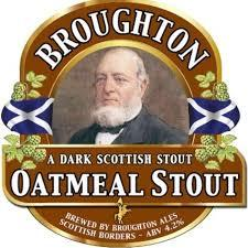 Broughton Oatmeal Stout