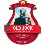 Broughton Old Jock Badge