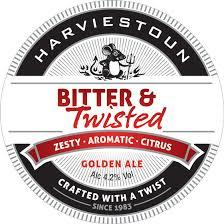 Harviestoun Bitter Twisted