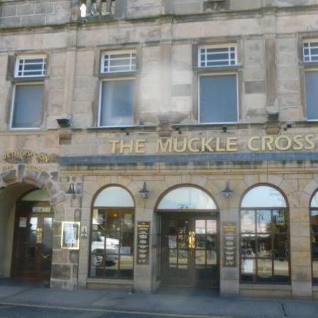 Muckle Cross outside