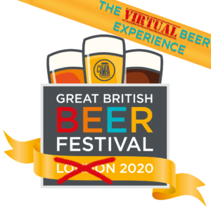 GBBf Great British Beer Festival 2020