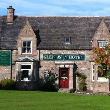 Glen Avon Tomintoul outside