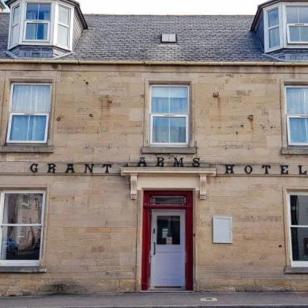Gramt Arms Fochabers outside