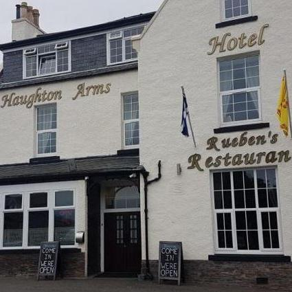 Haughton Arms Alford outside