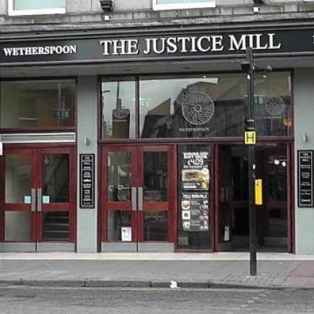 Justice Mill Aberdeen outside