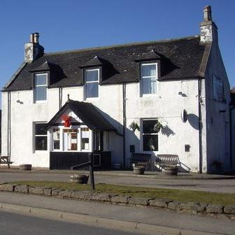 Scott Skinners Banchory outside