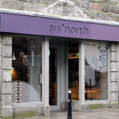Six degrees North Aberdeen outside