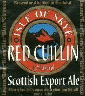 Isle of Skye Red Cuillin